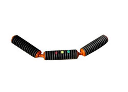 皮带机配件 - 矿用三联铰接缓冲托辊